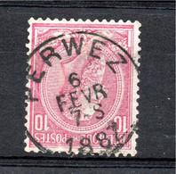 Belgie - Belgique - Capon - Nr 46 - Perwez - 1884-1891 Leopold II