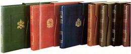 CARTELLA POSTIGLIONE NUOVA D'OCCASIONE VERDE - REGNO UNITO  - IMMAGINE CAMPIONE - GRAN BRETAGNA - Stamp Boxes