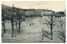 Cpa, SAINT-ETIENNE. Place Carnot.  /543 - Saint Etienne