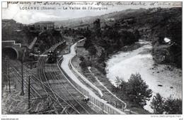69 - LOZANNE - Vallée De L'Azergues Train - Otros Municipios