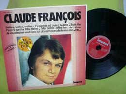 Claude François - 33t Vinyle - Le Disque D'Or- 6886.107 - Otros - Canción Francesa