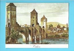 46----CAHORS---images Du Passé--voir 2 Scans - Cahors