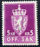 Norge - Norway - Noorwegen - P4/18 - (°)used - 1973 - Michel D85y - Offentlig Sak - Service
