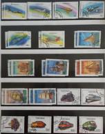 TANZANIE.  Lot 161.  Ensemble De 30 Timbres Oblitérés (2 Séries En Double).    TB.   Petit Prix.   Voir La Description - Tanzania (1964-...)
