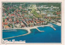 SAN BARTOLOMEO AL MARE - PANORAMA AEREO - VIAGGIATA 1992 - Andere Städte