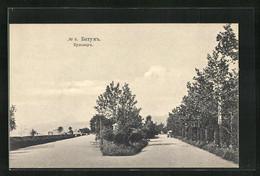 AK Batumi, Parkanlage - Georgia