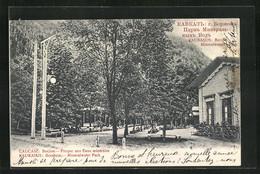 AK Borshom, Mineralwater Park - Georgia