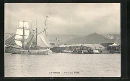 AK Batoum, Vue Du Port - Georgia