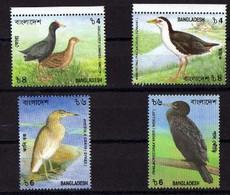 """Bangladesh 2000 - Série Complète """"Oiseaux De Rivière"""" - Neuf ** MNH - Otros"""