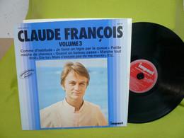 Claude François - 33t Vinyle - Volume 3 - 6886.162 - Otros - Canción Francesa