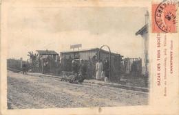 94-CHAMPIGNY-BAZAR DES TROIS SOCIETES- ROUTE DE CHENNEVIERES PRES VILLERS - Champigny Sur Marne