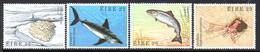 Ireland 1982 Marine Life, Fish Set Of 4, MNH, SG 520/3 - Nuevos