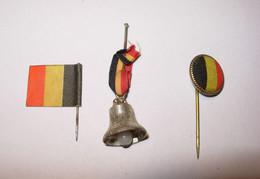 BELGIQUE  Souvenirs   De L'amitié  Franco Belge   De Guerre 1914 ..1918 - Other