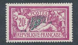 DX-25 FRANCE: Lot Avec N°208* - 1900-27 Merson