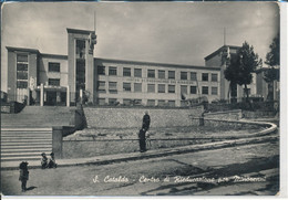 CALTANISSETTA- S. CATALDO CENTRO DI RIEDUCAZIONE PER MINORENNI - Caltanissetta