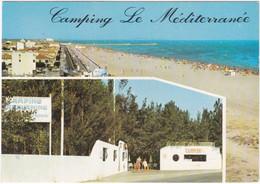 34. Gf. VALRAS-PLAGE. Camping Le Méditerranée - Otros Municipios