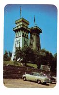 IRISH HILLS, Michigan, USA, Irish Hill Towers, 1951 Chrome Postcard - Altri