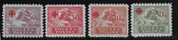 Pologne N°231/234 - Neuf Sans Gomme - TB - Unused Stamps