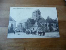 53 - Cossé En Champagne église - Other Municipalities