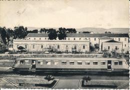 SASSARI- CHILIVANI STAZIONE CON TRENO - Sassari
