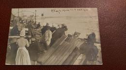 Ancienne Carte Postale - Bretagne - Raz De Marée 3 Août 1905 - Sonstige Gemeinden