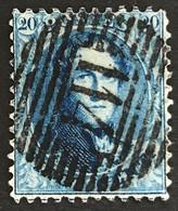 Medaillon OBP 15A - P114 TERMONDE - 1863-1864 Medaglioni (13/16)