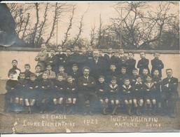 92-Antony . Institution Villenfin 1923 - Antony