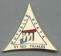 @@ Mutuelle M SCETA Et Ses Filiales Transports Auxiliaires (2.6x2.9) Fraisse EGF @@ba08 - Banks