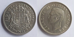 Great Britain Crown KM# 857 1937 Coronation Of King George VI KM# 857 - L. 1 Crown