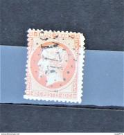 11 - 20 // France N° 23 - Oblitération GC 3174 - La Rochelle - Charente - 1862 Napoléon III