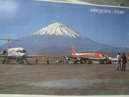 Airport Arequipa Peru - Aeródromos