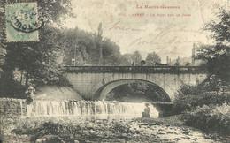 Aspet. - 286. - Le Pont Sur Le Gers. - Zonder Classificatie