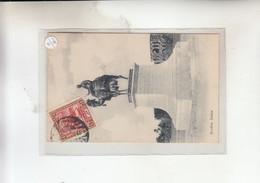 GORDON STATUE  -1900 - Sudan