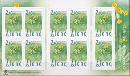 ALAND 1999 Mi-Nr. FB 156 Folienblatt ** MNH - Aland