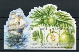 """Pitcairn - Block Nr. 69 - """"Brotfruchtbaum"""" ** / MNH (aus Dem Jahr 2015) - Islas De Pitcairn"""