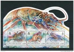 """Pitcairn - Block Nr. 63 - """"Lobster 2013"""" ** / MNH (aus Dem Jahr 2013) - Islas De Pitcairn"""