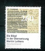 Bund 2017: Mi.-Nr. 3277:  Die Bibel ...      ** - Unused Stamps