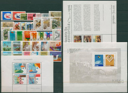 Portugal 1976  Ano Completo MNH (Inc. Açores E Madeira) - Complete Year - Unclassified