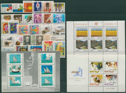 Portugal 1977  Ano Completo MNH (Inc. Açores E Madeira) - Complete Year - Unclassified
