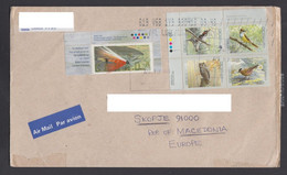 CANADA, R-COVER, FISHES, REPUBLIC OF MACEDONIA ** - Other
