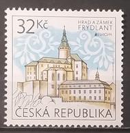 Czech Republic -Europa MNH As Scan - 2016(Castles) - 1 Stamp - FACE VALUE!!! - Ungebraucht