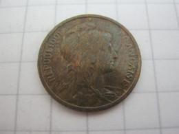 France 1 Centime 1901 - A. 1 Centime