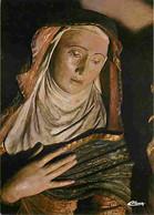 Art Religieux - Poitiers - Eglise Notre Dame La Grande - Mise Au Tombeau - Détail - Carte Neuve - CPM - Voir Scans Recto - Paintings, Stained Glasses & Statues