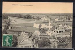 CPA 50 - CARENTAN  ( Ref 50 - 352 ) Panorama  ( Côté Du Port ) - Carentan