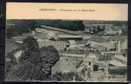 CPA 50 - CARENTAN  ( Ref 50 - 367)    Panorama Vers Le Haut Dick - Carentan