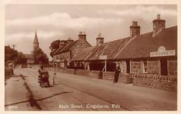 KINGSBARNS Main Street - Fife