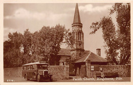 KINGSBARNS Parish Church - Fife