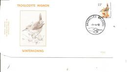 Belgique - Oiseaux - Buzin (  FDC De 1992 à Voir) - 1991-00