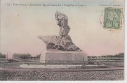 """CPA Tunisie - Ferryville - Monument Des Victimes Du """"Farfadet Et Lutin"""" - Tunisia"""