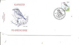 Belgique - Oiseaux - Buzin (   FDC De 1998 à Voir) - 1991-00